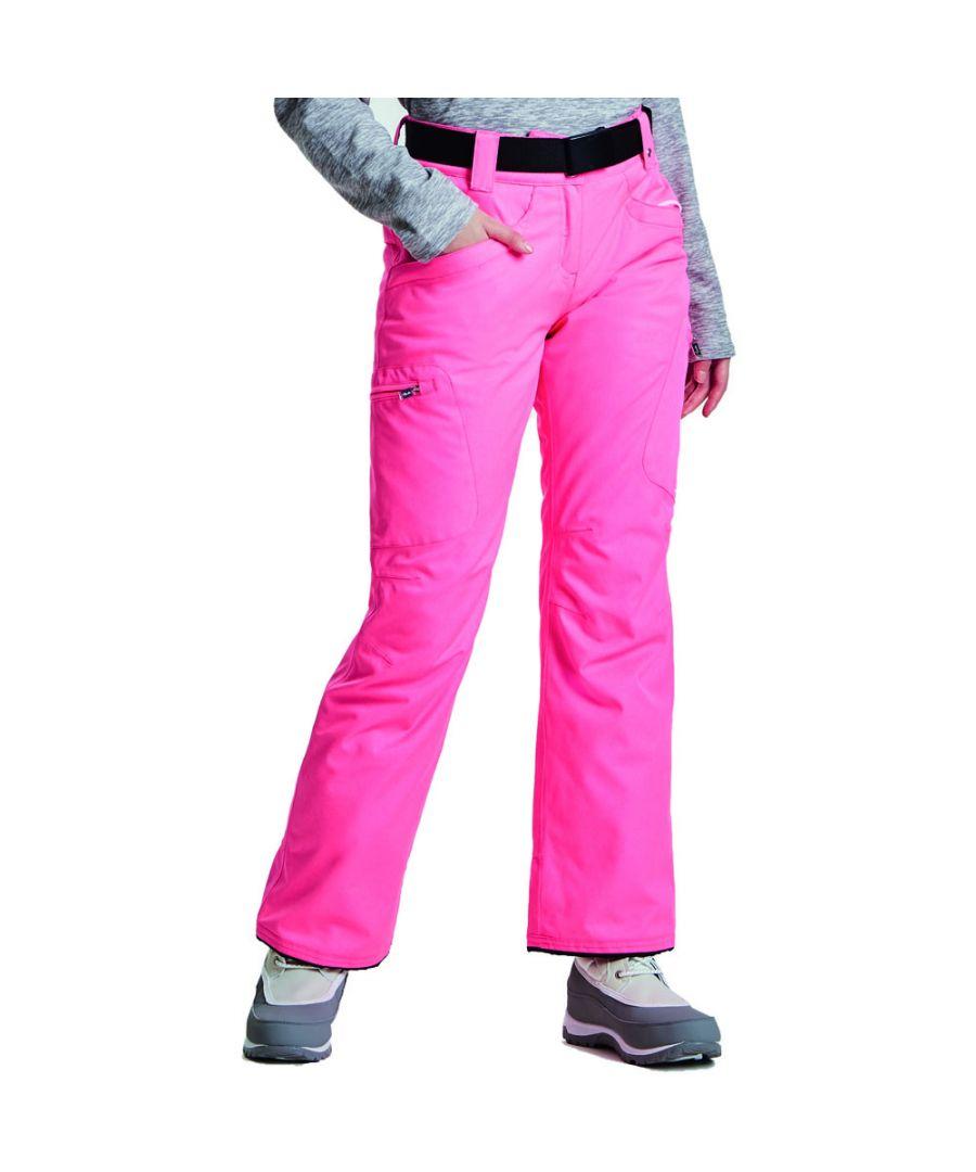 Image for Dare 2b Womens Free ScopeII Waterproof Warm Ski Trousers