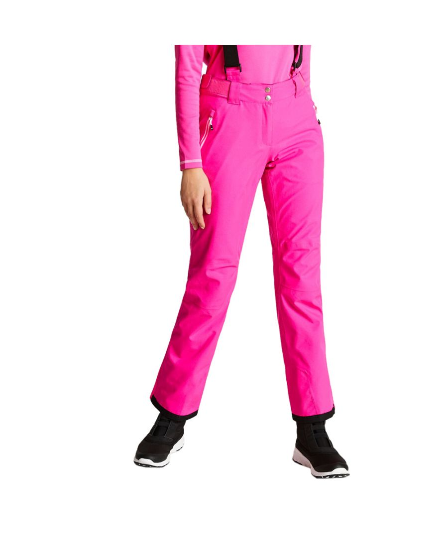 Image for Dare 2b Womens Effused Insulated Waterproof Ski Trousers