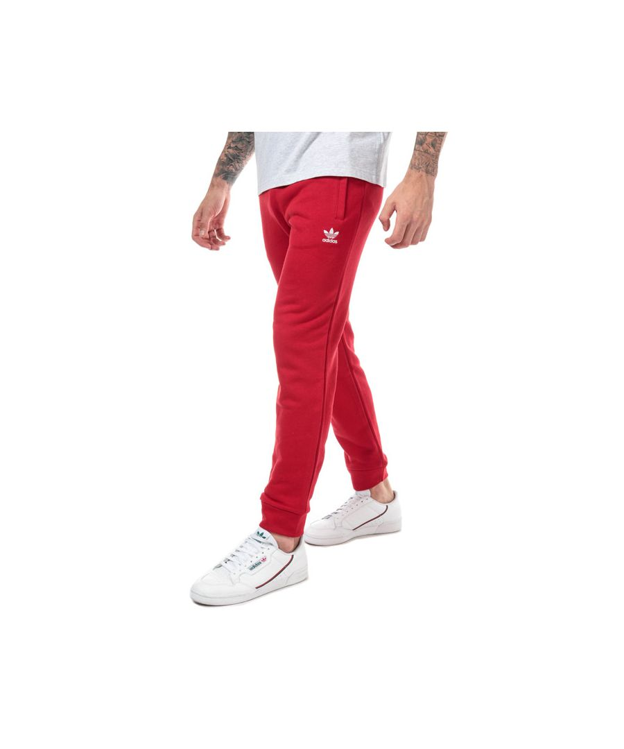 Image for Men's adidas Originals Trefoil Track Pant in Red