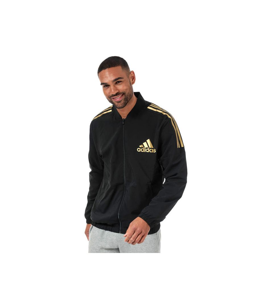 Image for Men's adidas Originals Sport ID Track Top in Black