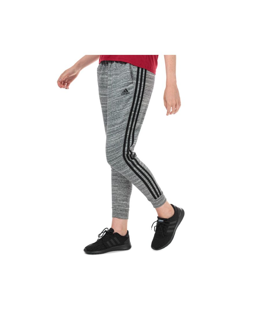 Image for Women's adidas Must Haves Melange Pants in Black Marl