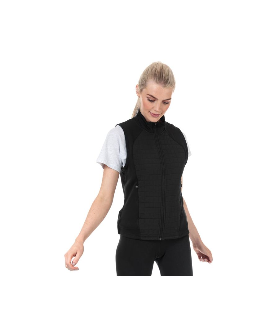 Image for Women's adidas Climawarm Quilted Vest in Black