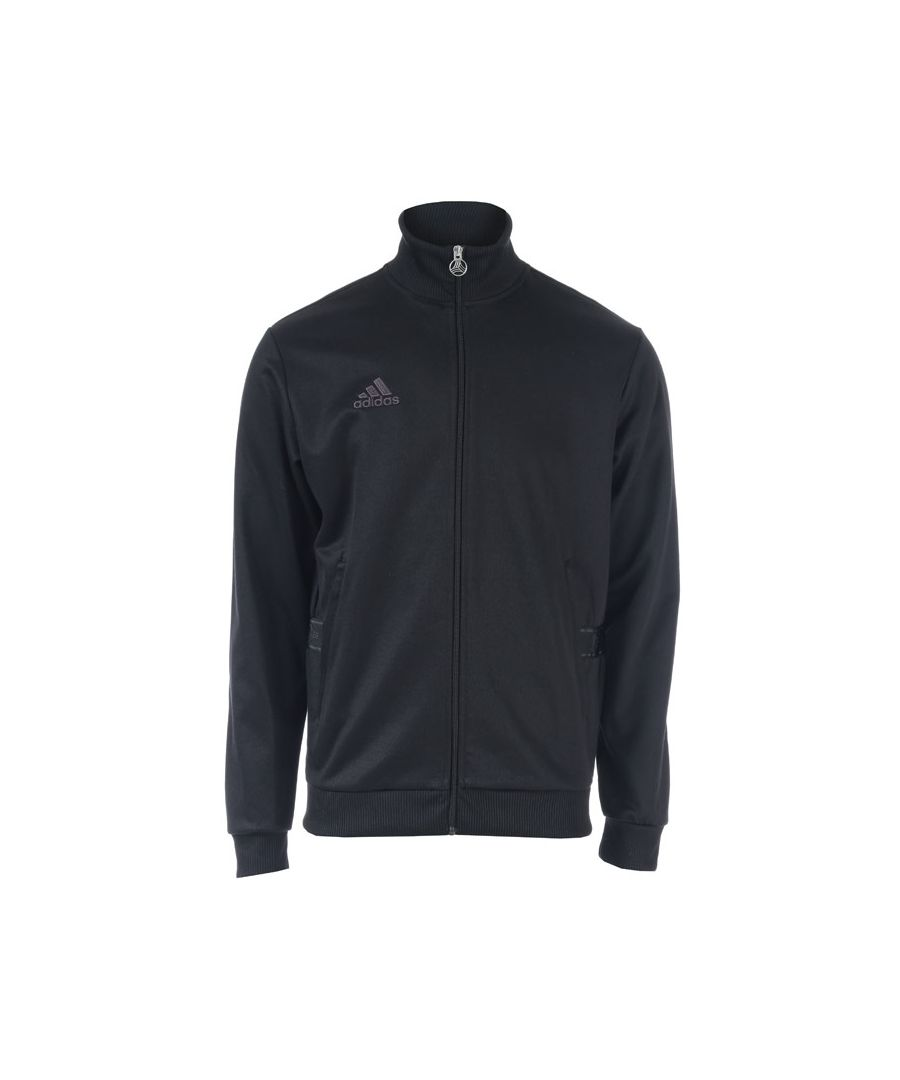 Image for Men's adidas TAN Heavy Club Jacket in Black
