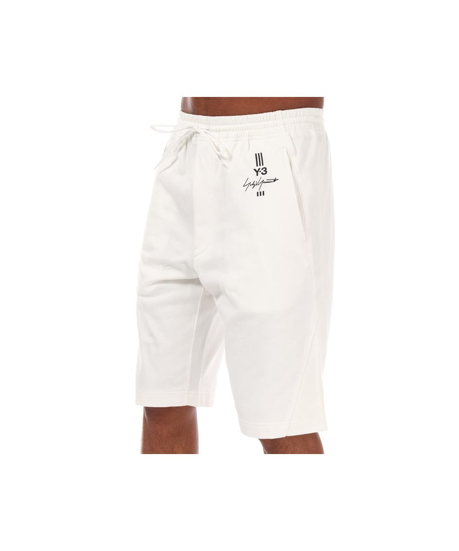 Image for Men's Y-3 New Classic Shorts in White