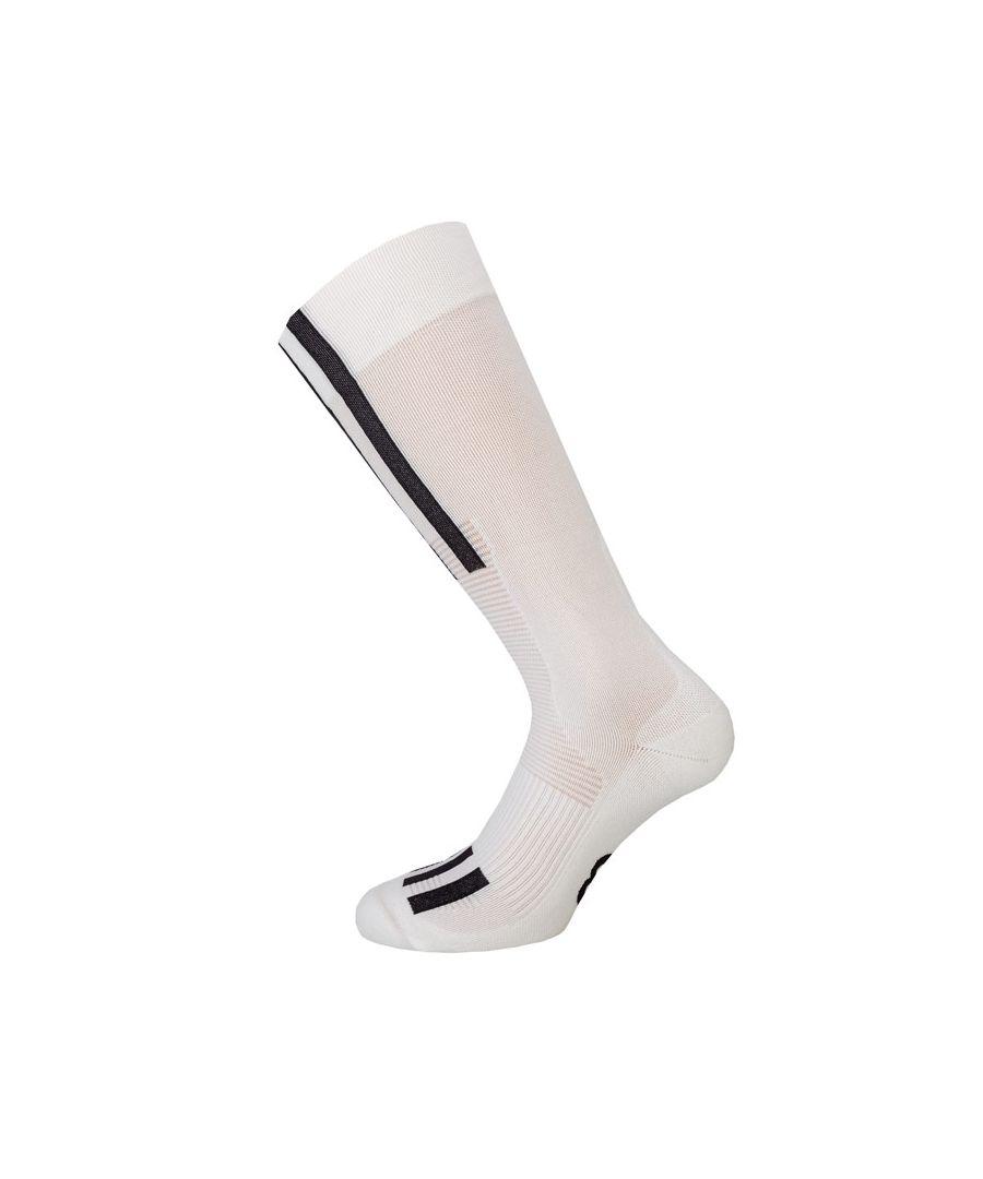Image for Men's Y-3 Tech Three Stripe Sock in White Black