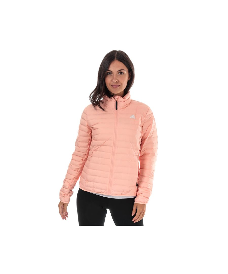 Image for Women's adidas Varilite Down Jacket in Pink