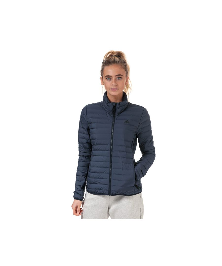 Image for Women's adidas Varilite Down Jacket in Navy