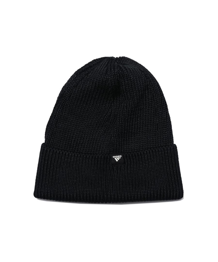 Image for Accessories adidas Merino Wool Beanie Hat in Black