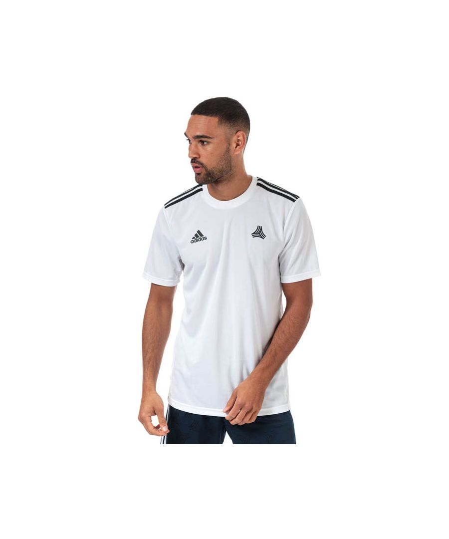Image for Men's adidas TAN Matchwear T-Shirt in White