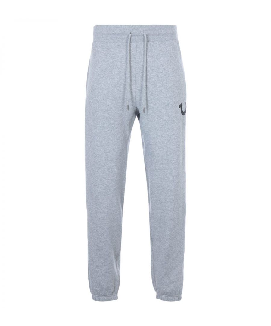 Image for True Religion Lullaby Joggers - Heather Grey