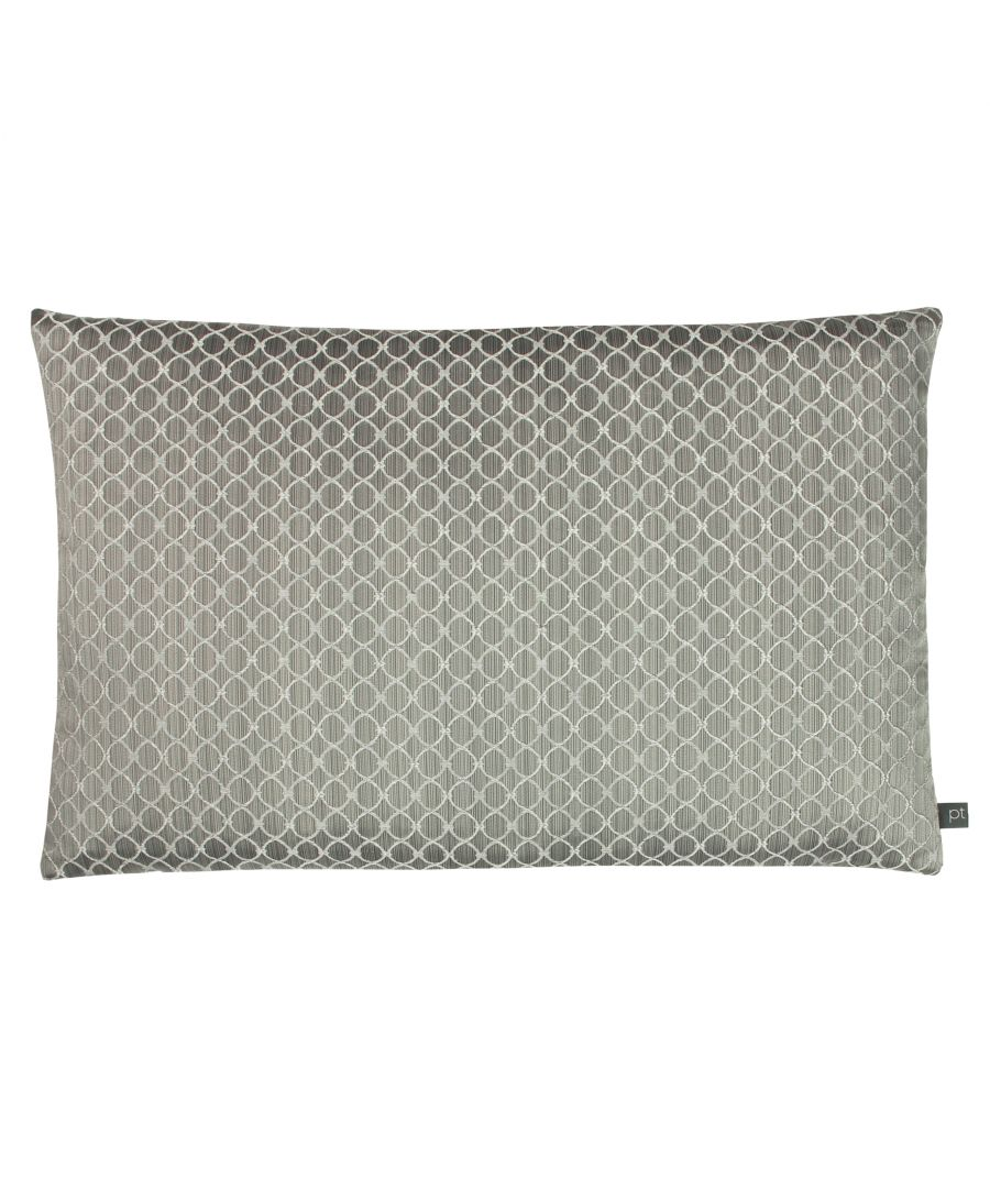 Image for Prestigious Textiles Gemstone Polyester Filled Cushion, Polyester, Otter