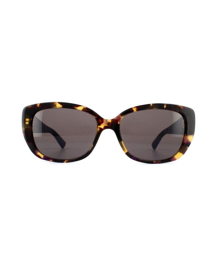 Image for Dior Sunglasses Dior Lady2R GRV K2 Havana Violet Blue Mauve