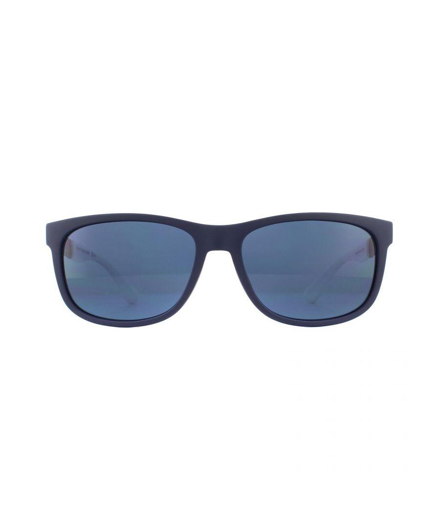 Image for Tommy Hilfiger Sunglasses TH 1520/S RCT KU Matte Blue White Blue