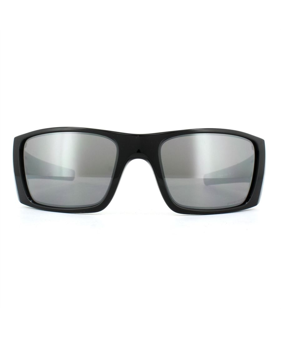 Image for Oakley Sunglasses Fuel Cell OO9096-J5 Polished Black Prizm Black