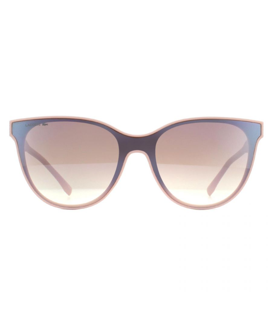 Image for Lacoste Sunglasses L908S 662 Matte Rose Grey