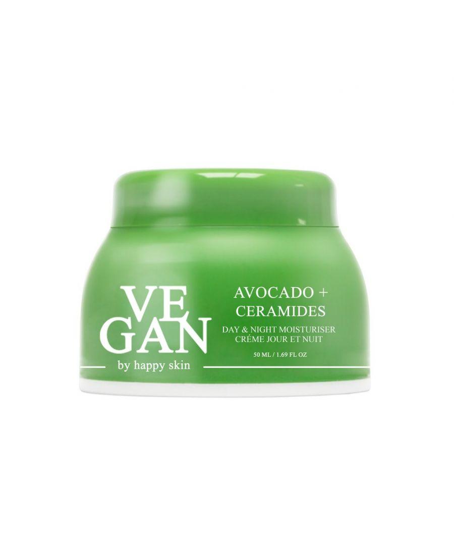 Image for AVOCADO & CERAMIDES night moisturiser 50ml