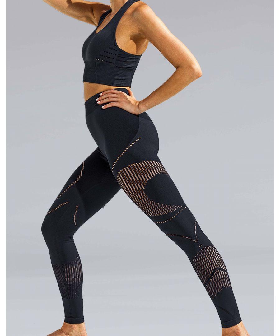 Image for Reveal Leggings in Black