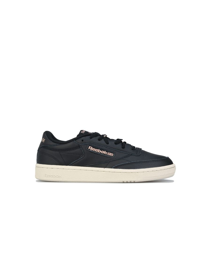 Image for Women's Reebok Classics Club C 85 Trainers in Black