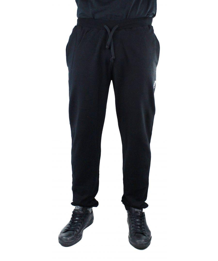 Image for Just Cavalli E4N0C0320 Black Sweat Pants