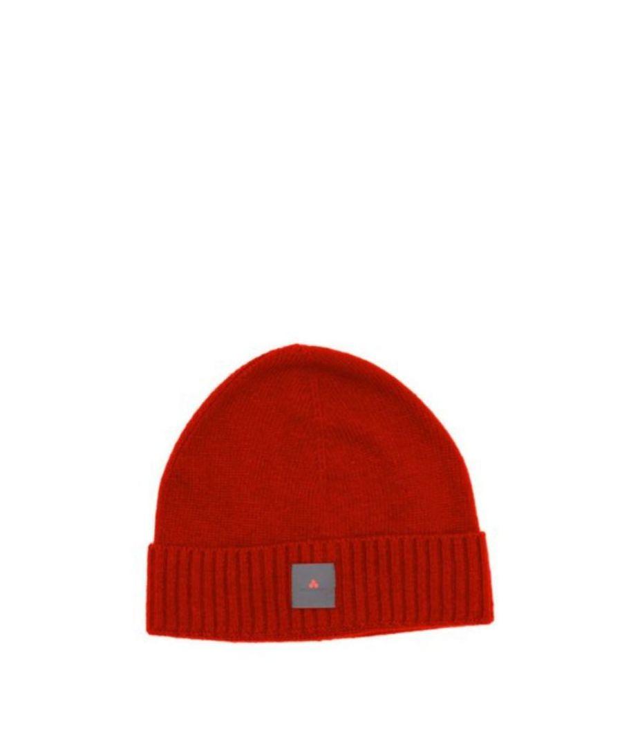 Image for PEUTEREY MEN'S PEU338699011947019 RED WOOL HAT