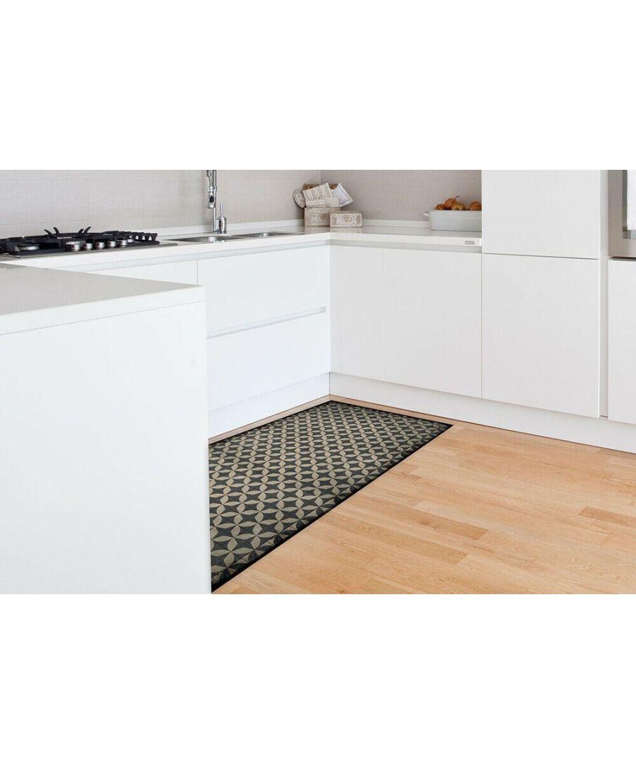 Image for WFM6211 - Vintage Tile Pattern Design 66 x 120 cm