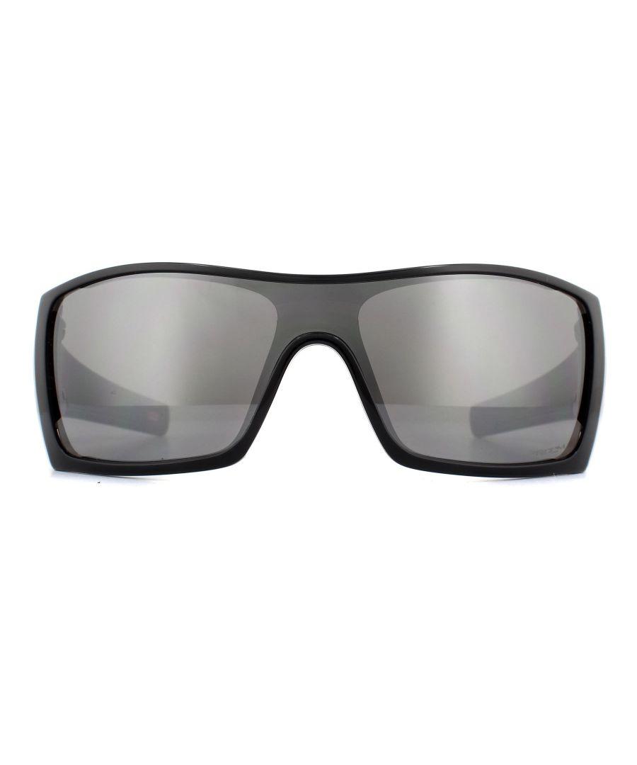 Image for Oakley Sunglasses Batwolf OO9101-57 Black Ink Prizm Black