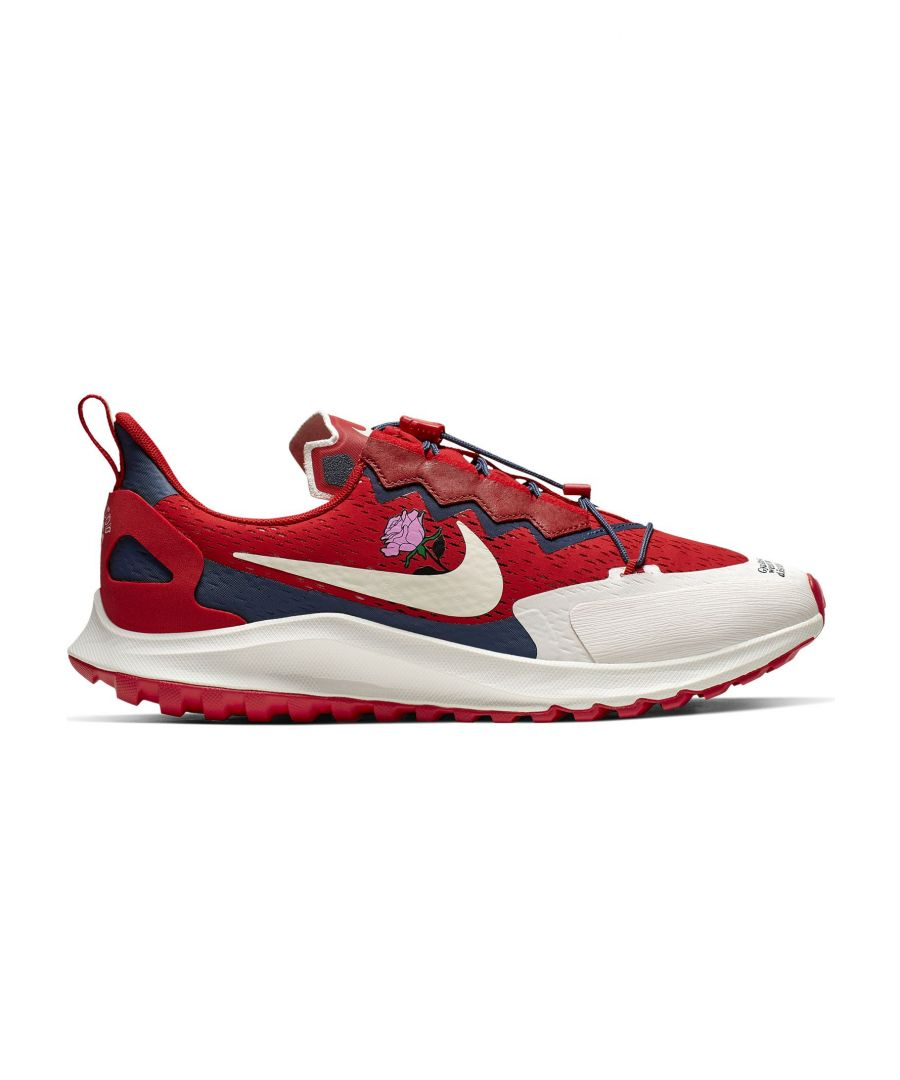 Image for NIKE MEN'S CD0383600 RED SYNTHETIC FIBERS SNEAKERS