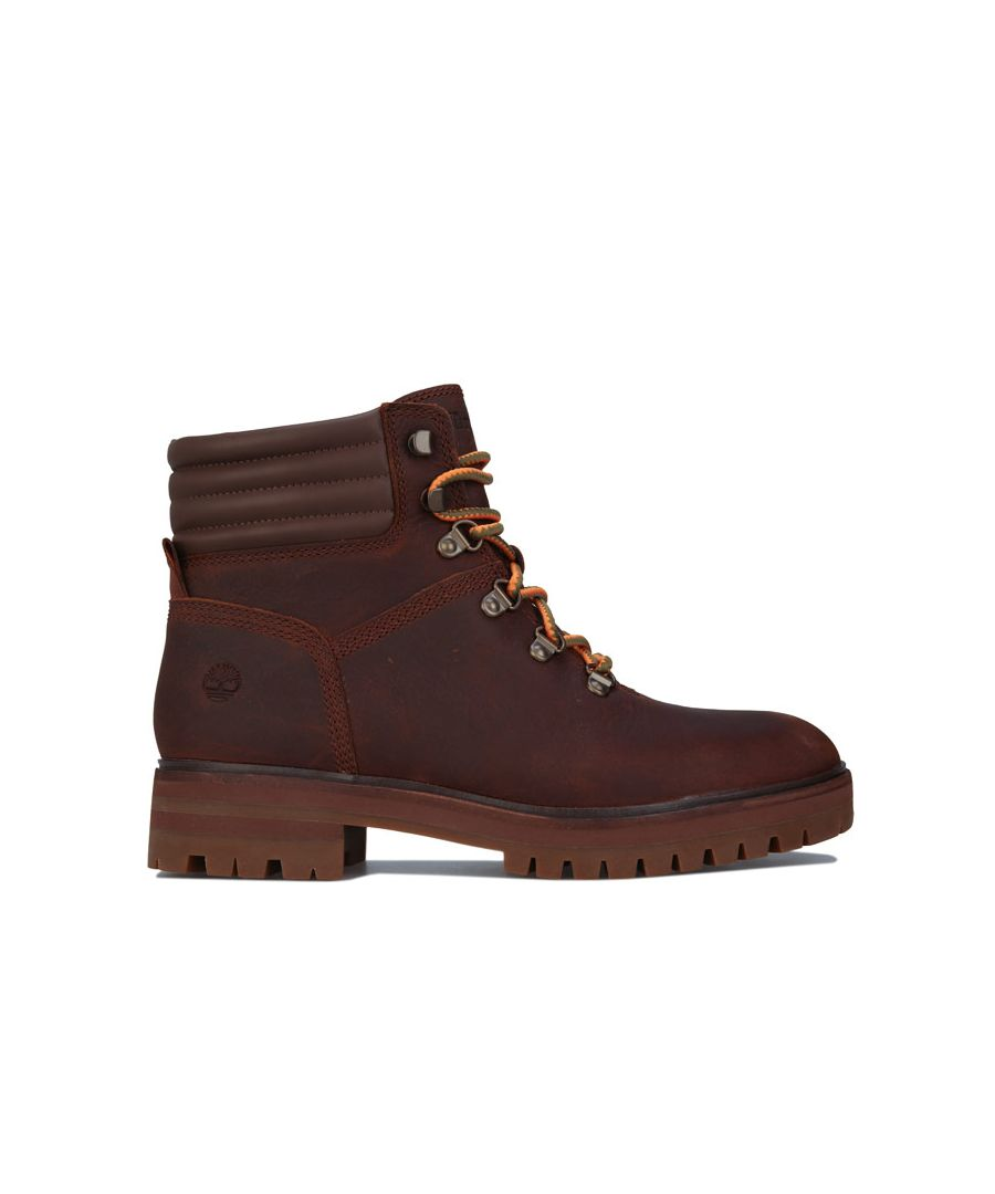 Image for Women's Timberland London Square Hiker Boots in Brown
