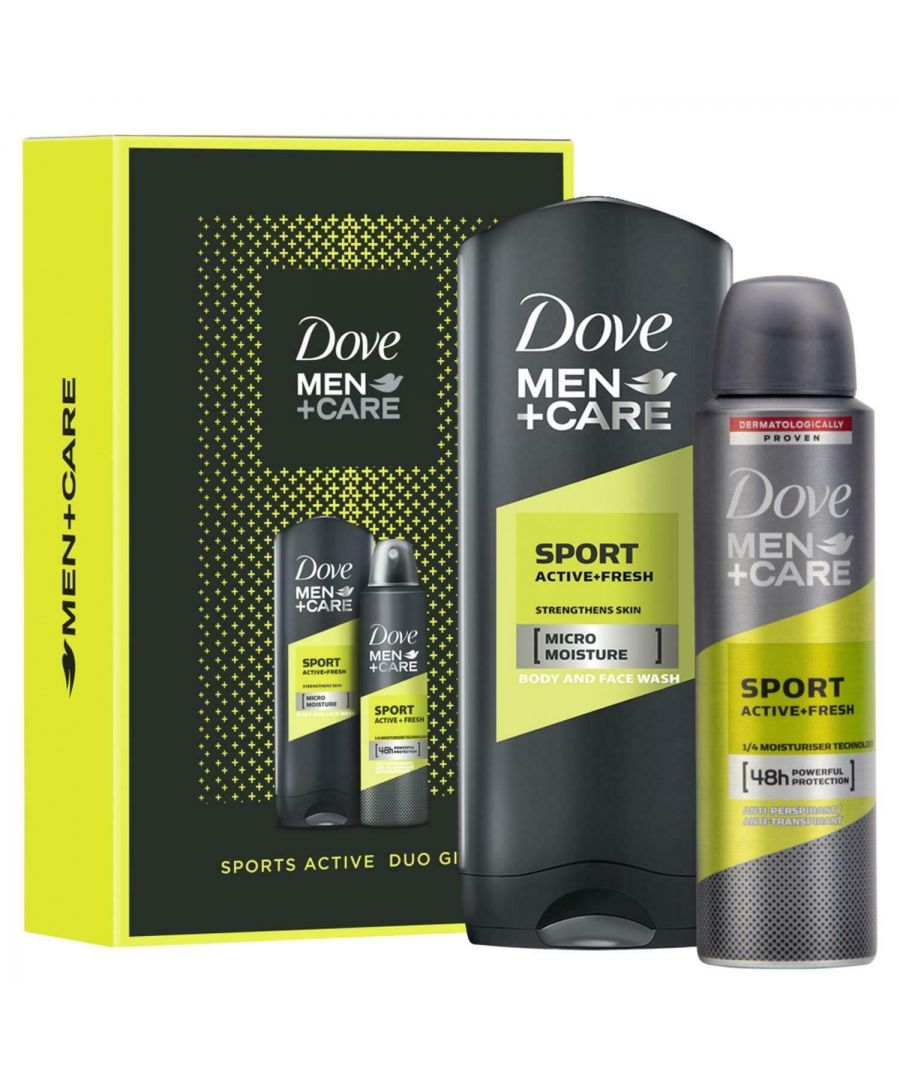 Image for Dove Men Care Sports Duo Gift Set
