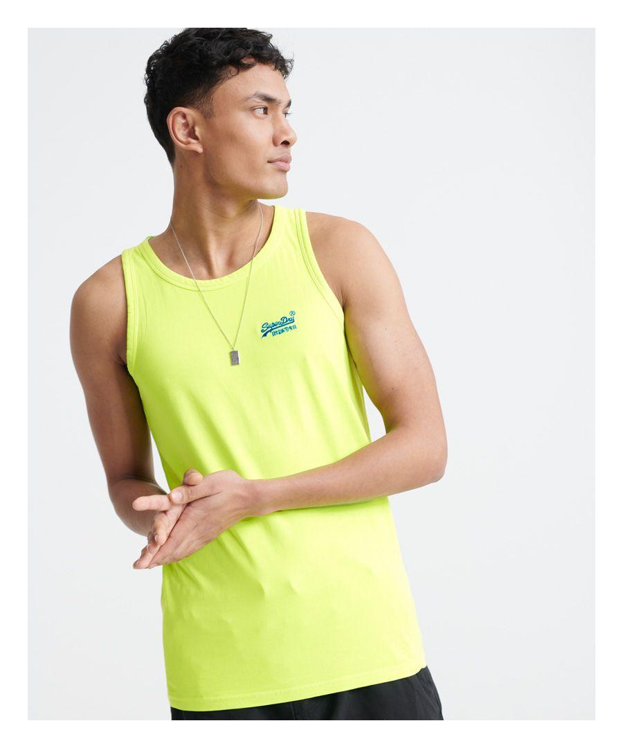 Image for Superdry Neon Lite Vest