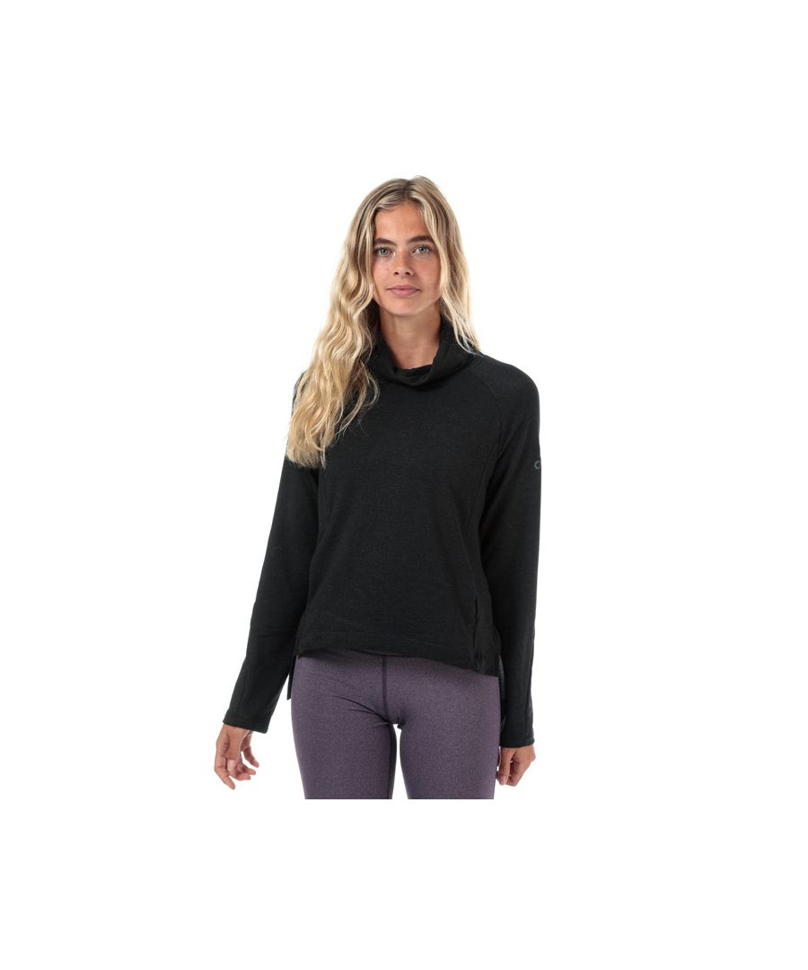 Image for Women's adidas Cozy Cover Up Top in Black