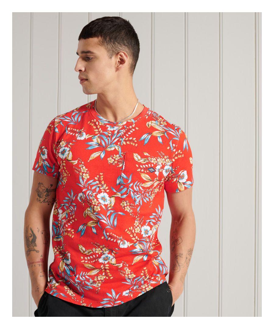 Image for Superdry Limited Edition Pocket T-Shirt
