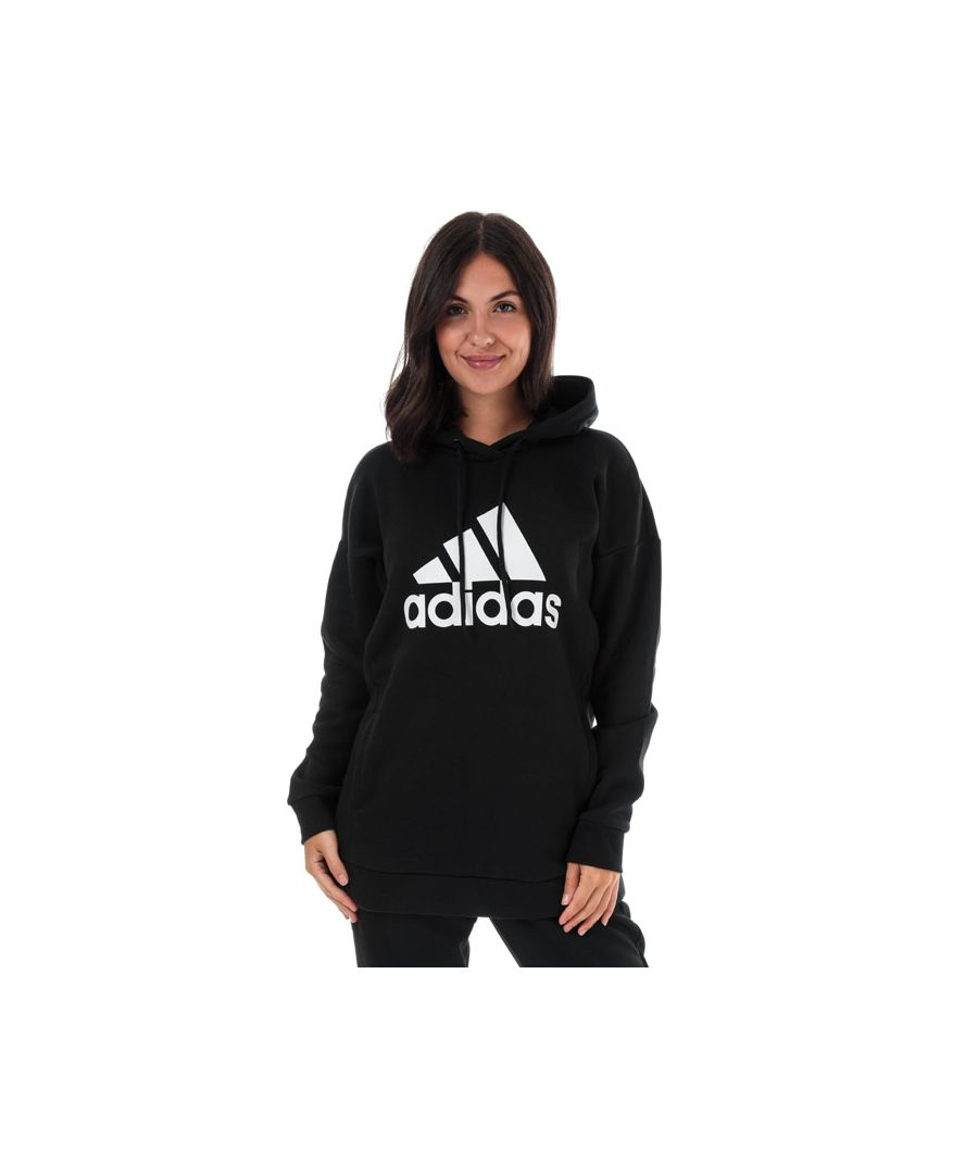 Image for Women's adidas Must Haves BOS Logo Hoody in Black