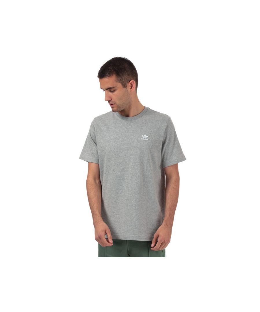 Image for Men's adidas Originals Essential T-Shirt in Grey