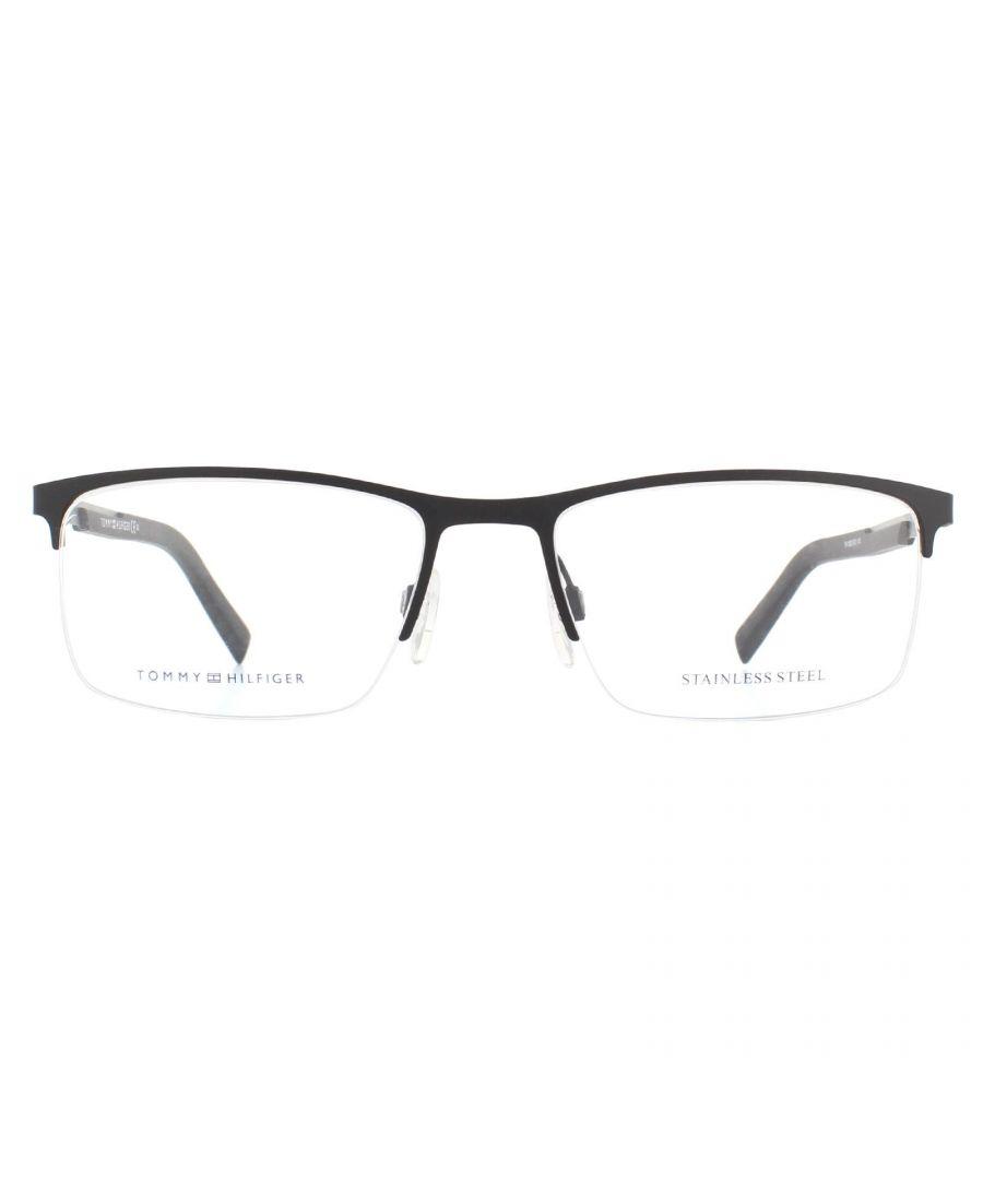 Image for Tommy Hilfiger Glasses Frames TH 1692 BSC Black Grey