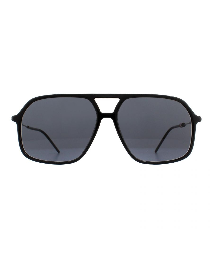 Image for Tommy Hilfiger Sunglasses TH 1645/S 807 IR Black Grey