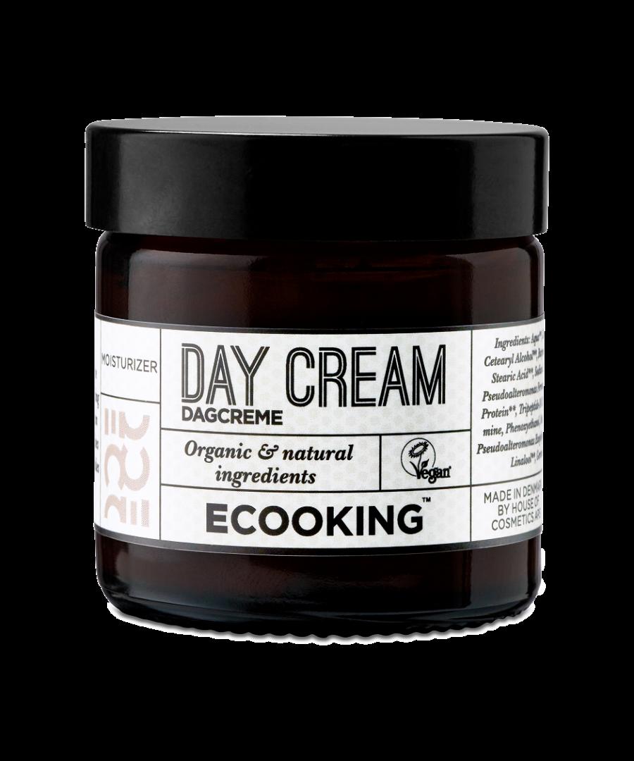 Image for Ecooking Moisturizing & Nourishing Day Cream 50ml