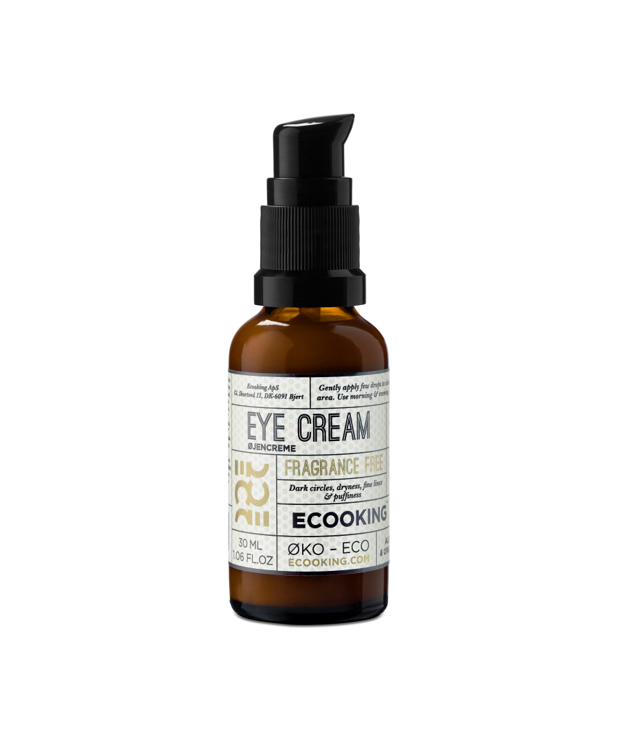 Image for Ecooking Firming & Hydrating Fragrance Free Eye Cream 30ml