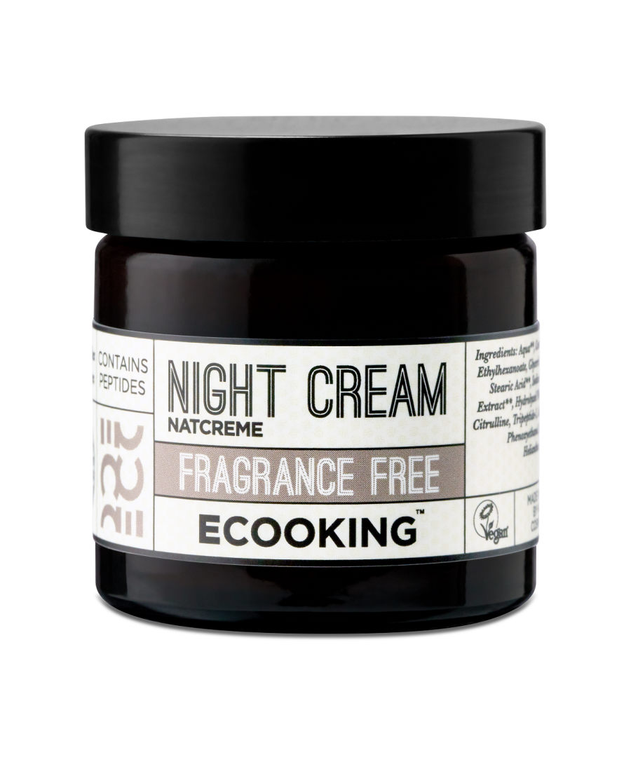 Image for Ecooking Night Cream Fragrance Free 50ml