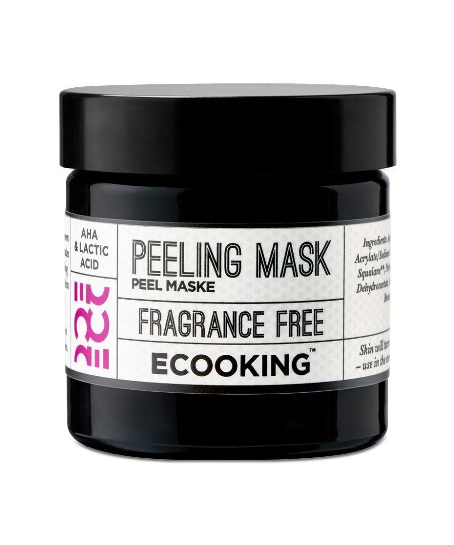 Image for Ecooking Peeling Mask Fragrance Free 50ml
