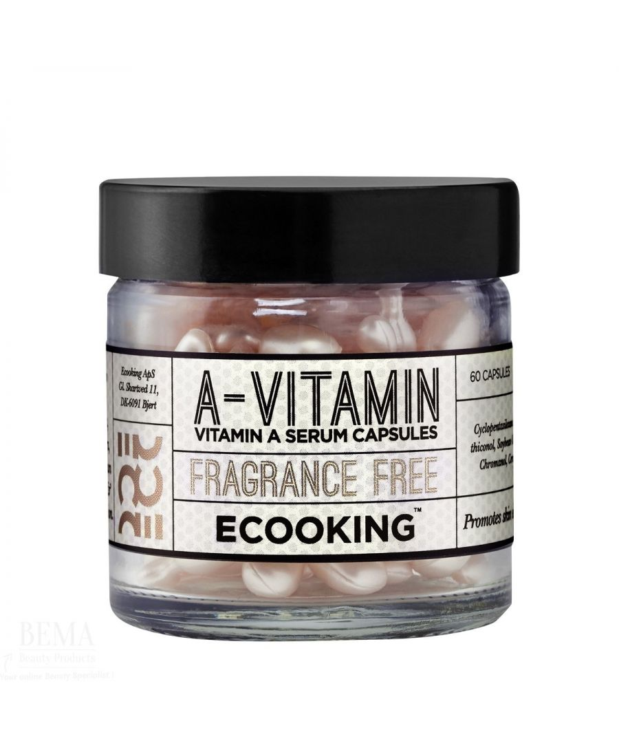 Image for Ecooking Vitamin A Serum Capsules x 60