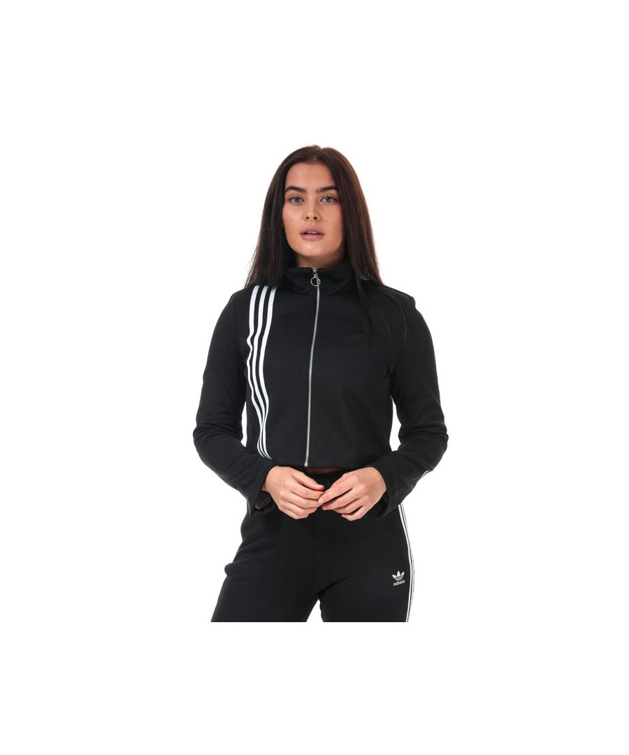 Image for Women's adidas Originals TLRD Track Top in Black