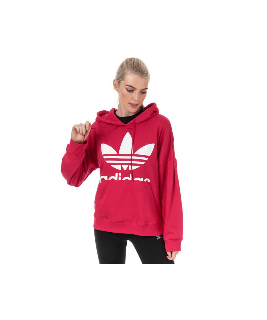 Image for Women's adidas Originals Hoody in Pink