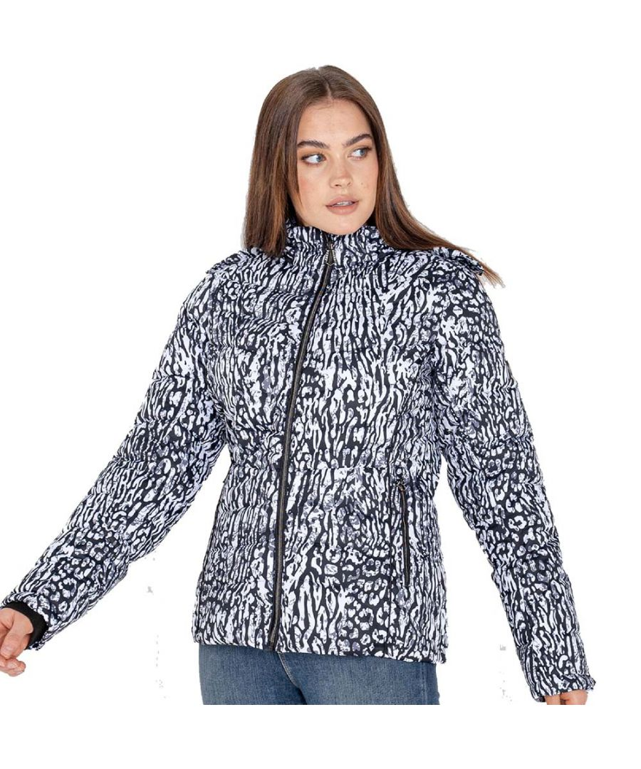 Image for Dare 2b Womens Glamorize II Waterproof Insulated Coat