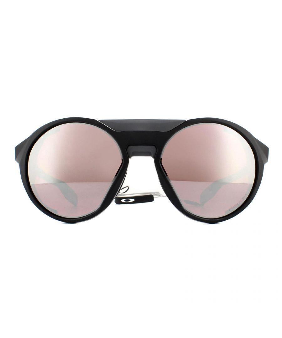 Image for Oakley Sunglasses Clifden OO9440-01 Matte Black Prizm Snow Black