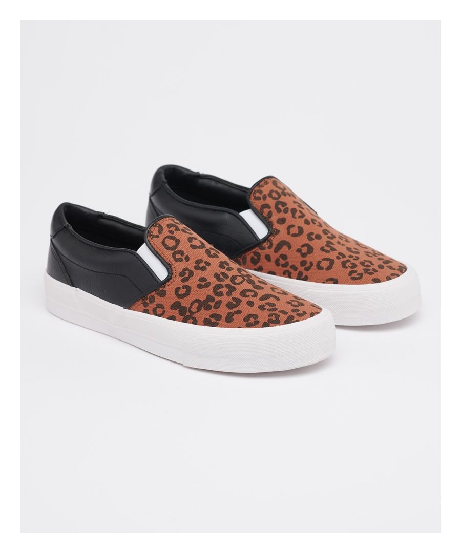 Image for Superdry Classic Slip On Trainers