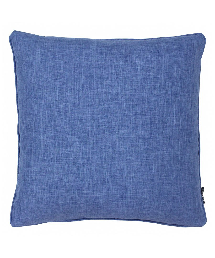 Image for Eclipse 45X45 Poly Cushion Denim