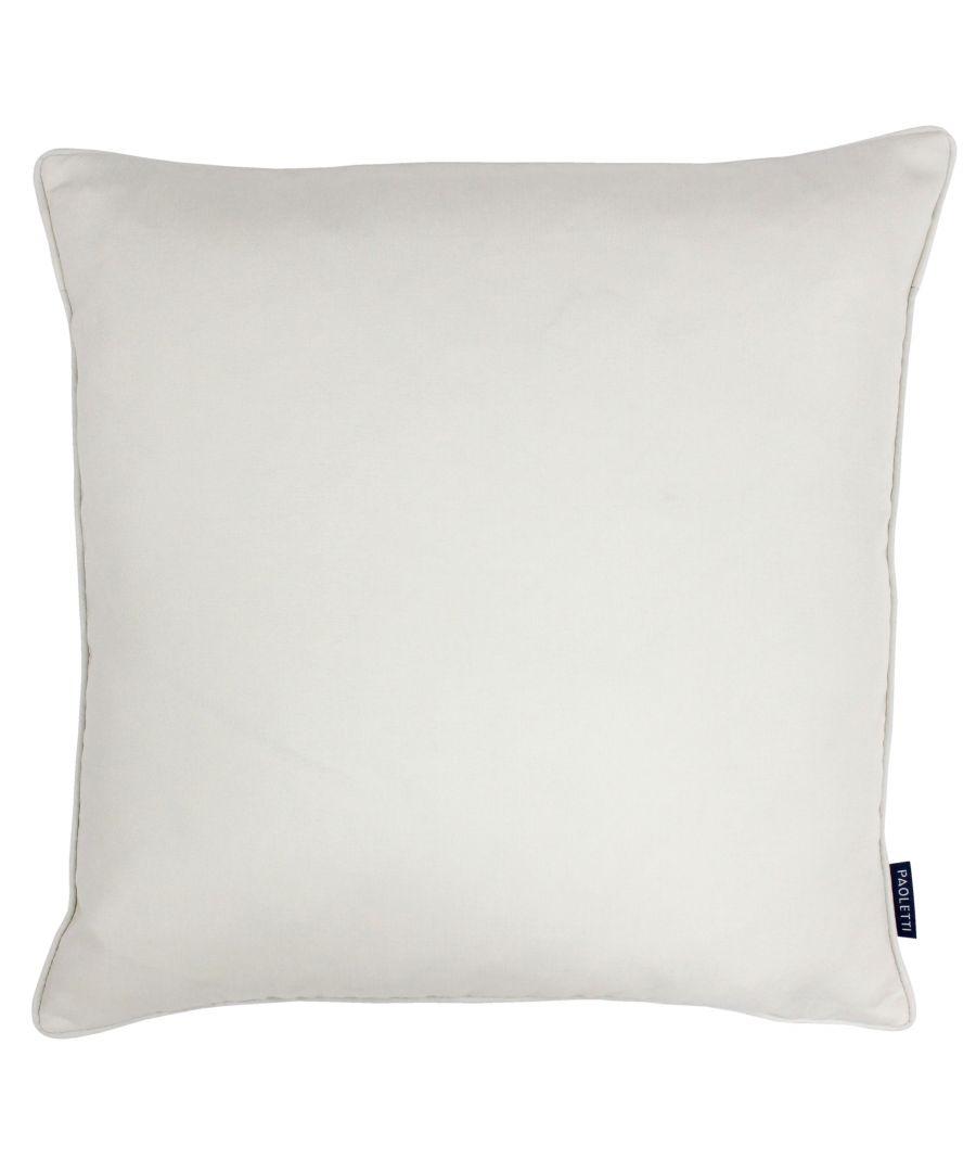 Image for Twilight 45X45 Poly Cushion Ivory