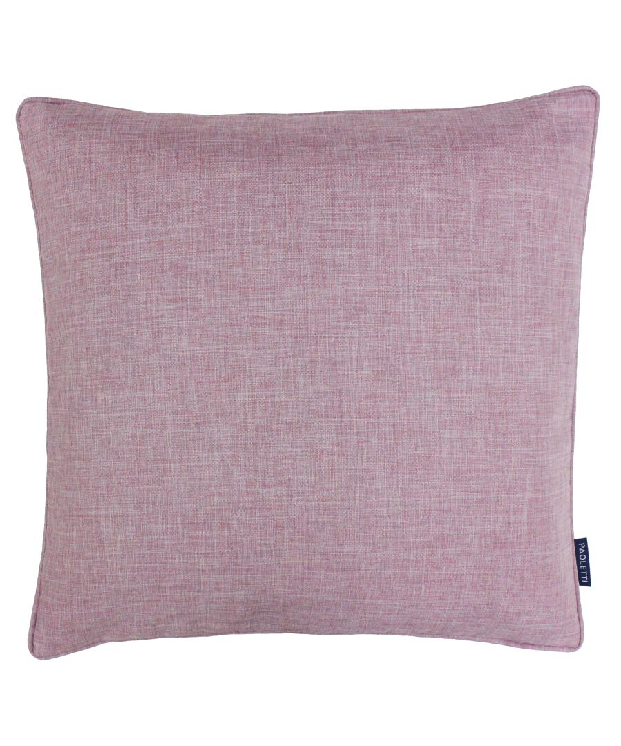 Image for Eclipse 45X45 Poly Cushion Mauve