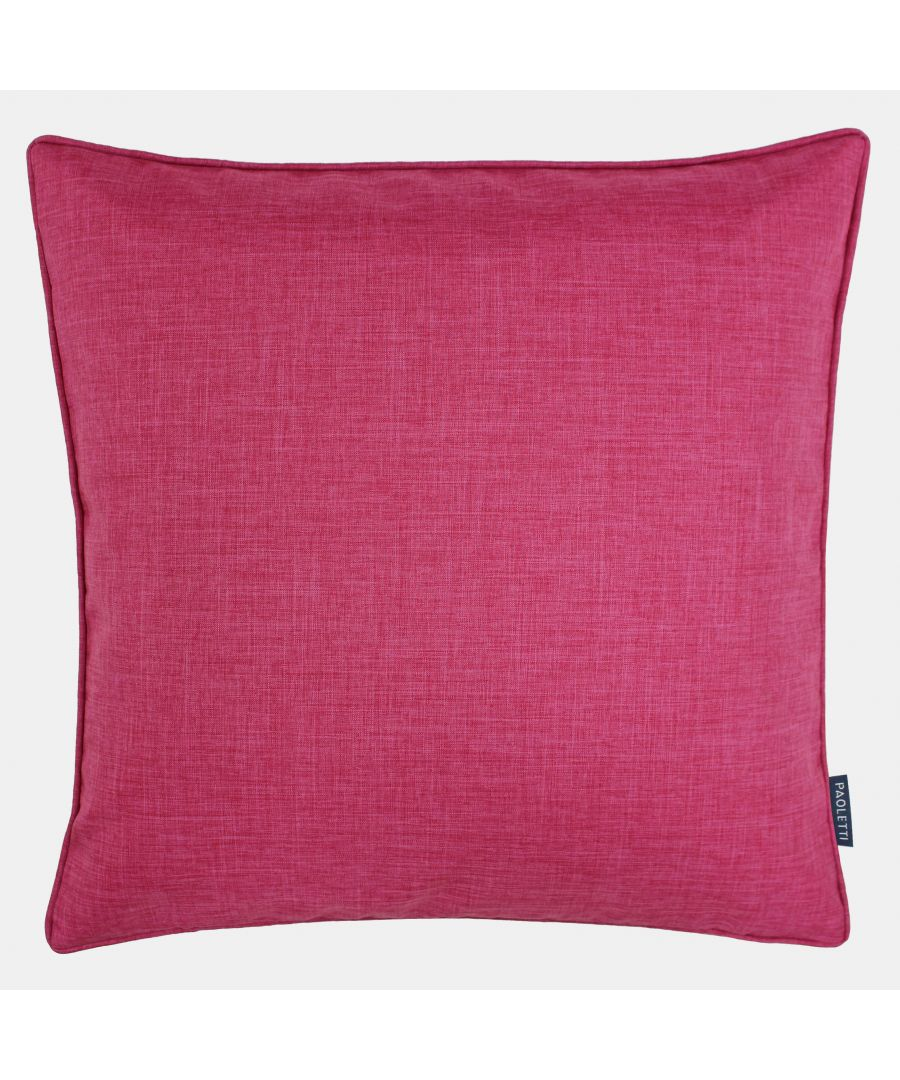 Image for Eclipse 45X45 Poly Cushion Pink